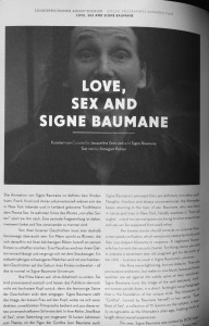 Signe Baumane Retrospective at DOK Leipzig