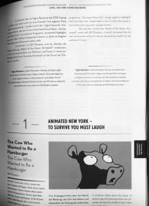 Signe Baumane Retrospective at DOK Leipzig and Animated New York
