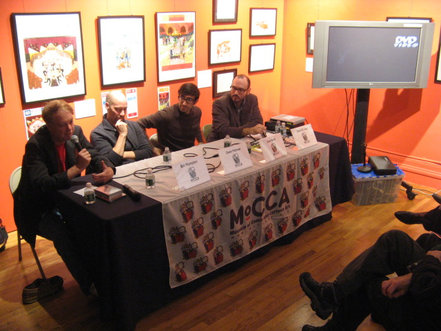 Directing Animation panel event at MoCCA