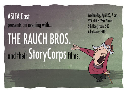 An Evening with the Rauch Brothers