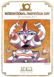 ASIFA-East and ASIFA International present – International Animation Day screening