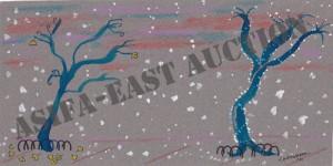 ASIFA-East Animation Art Auction Teaser! Signed John Canemaker Art!!!!!!