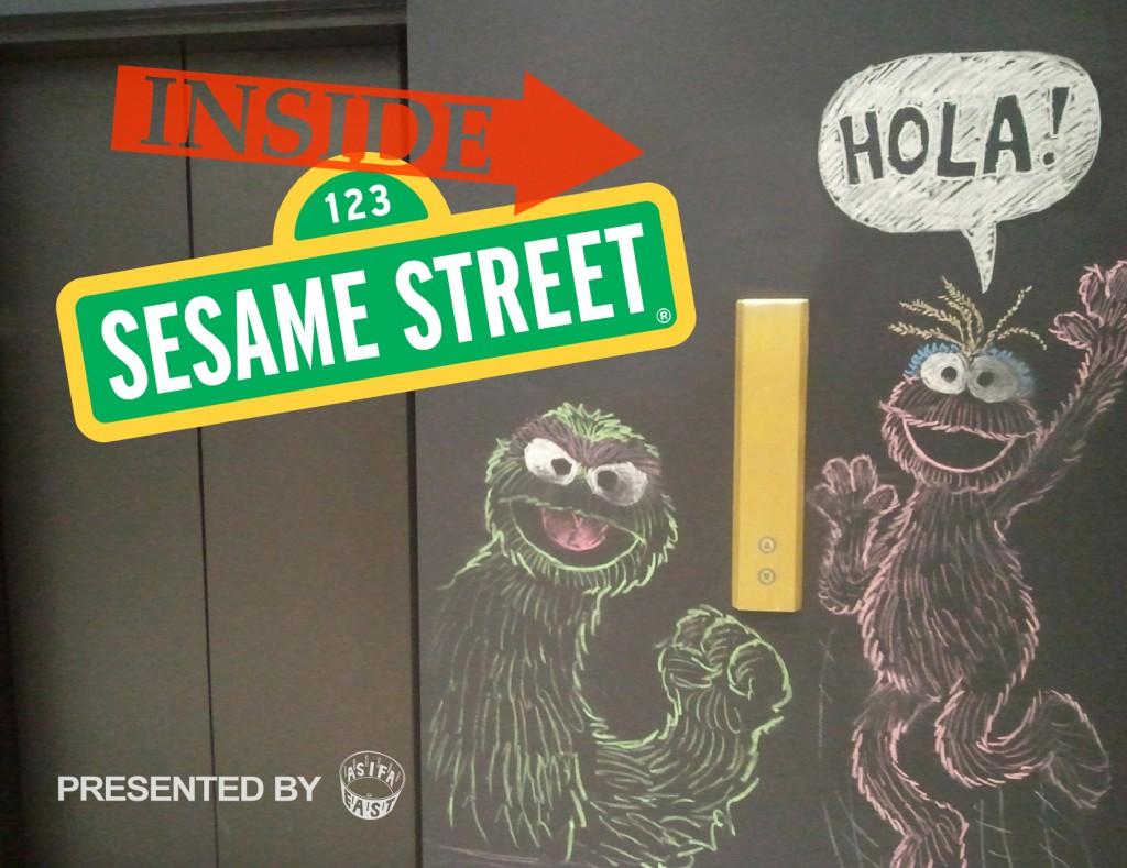 ASIFA-East Presents Inside Sesame Street