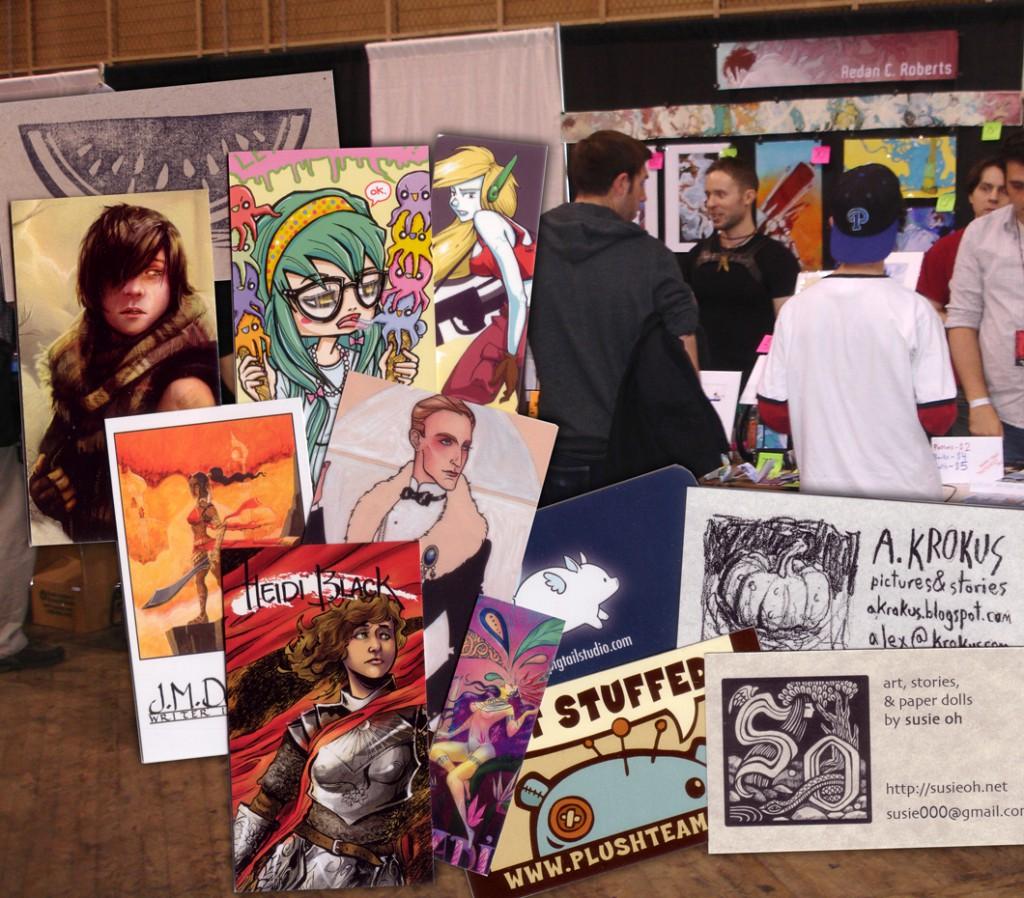Museum of Comic & Cartoon Art Festival