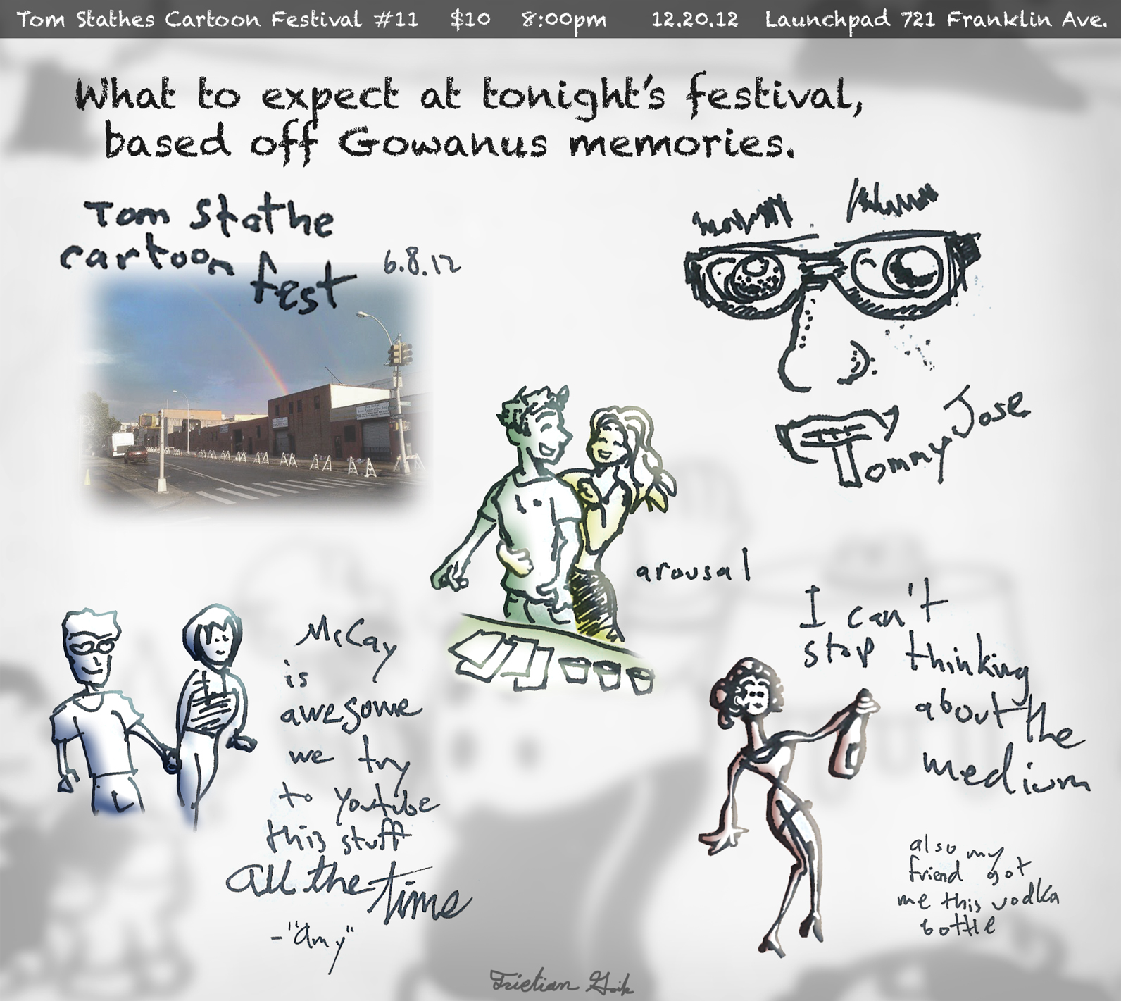 Tom Stathes' Cartoon Festival