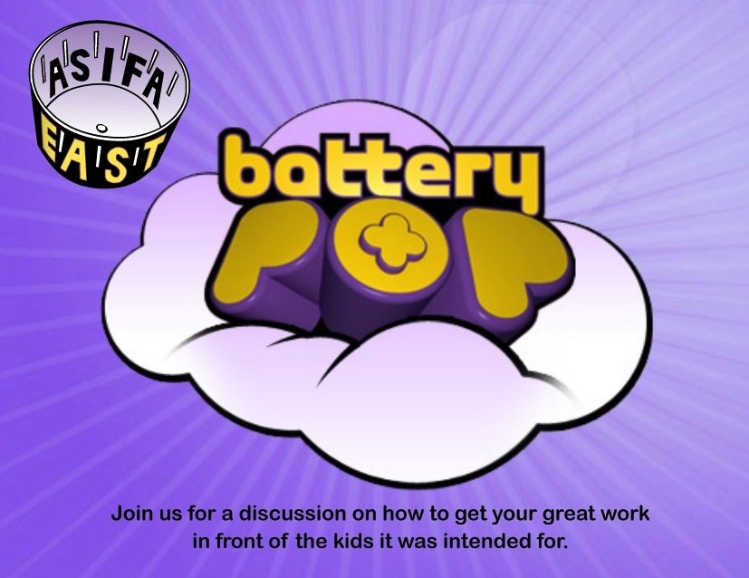 ASIFA-East Presents An Evening With batteryPop!