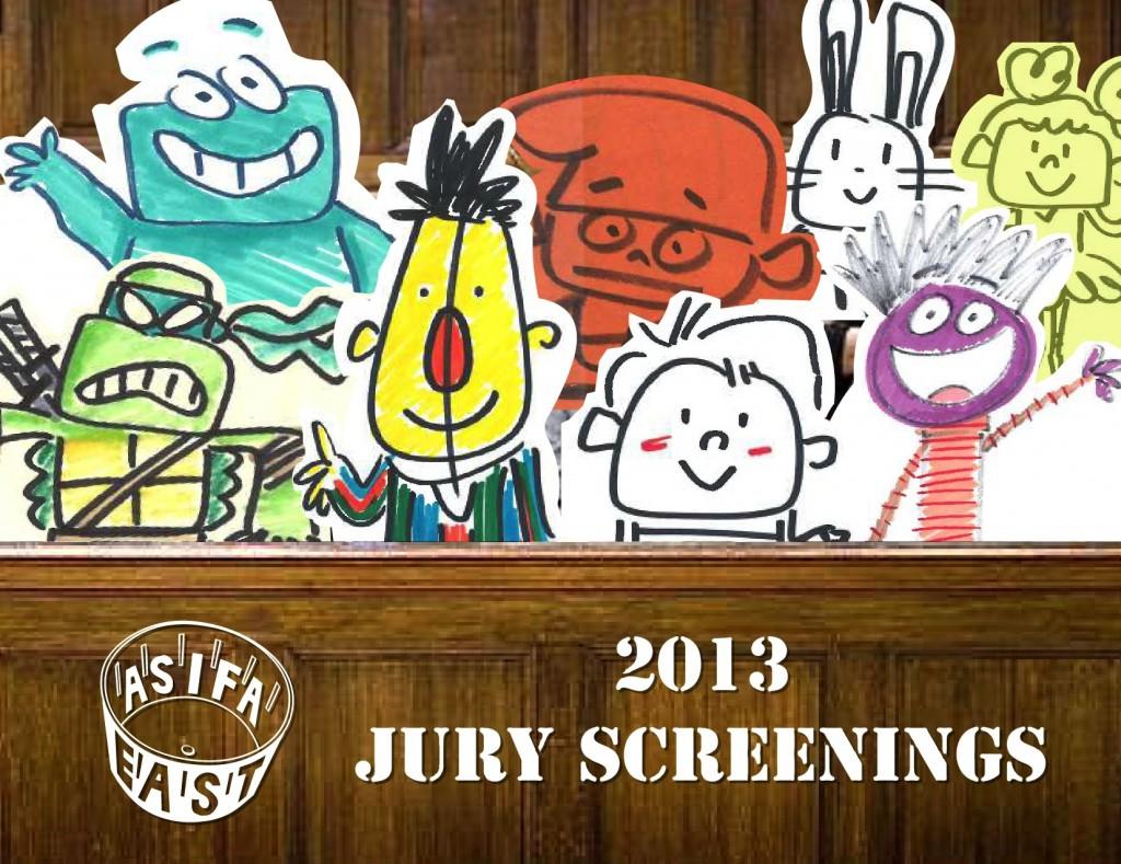 ASIFA-East Festival Jury Screenings