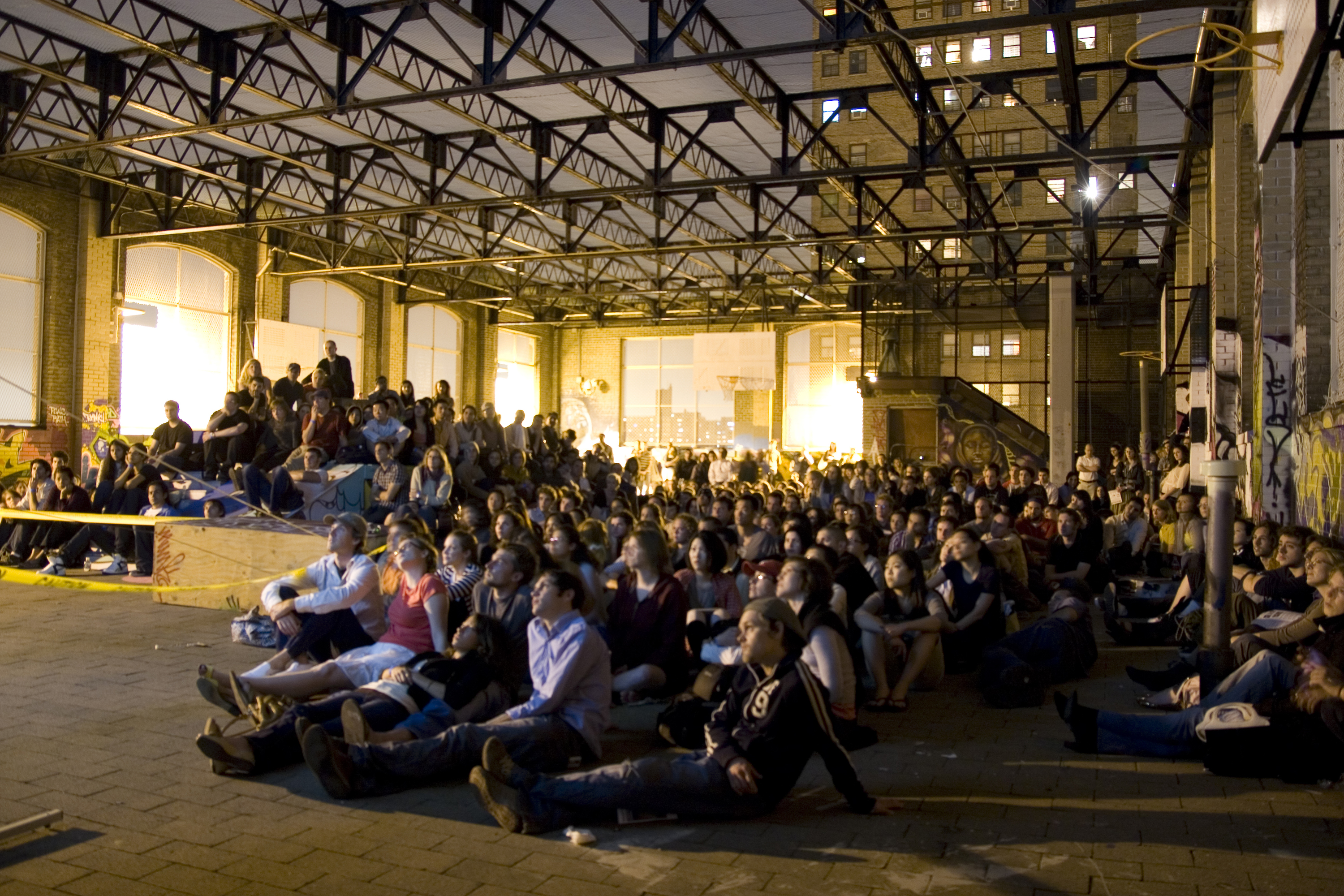 Don't Miss Opening Weekend of Rooftop Films!