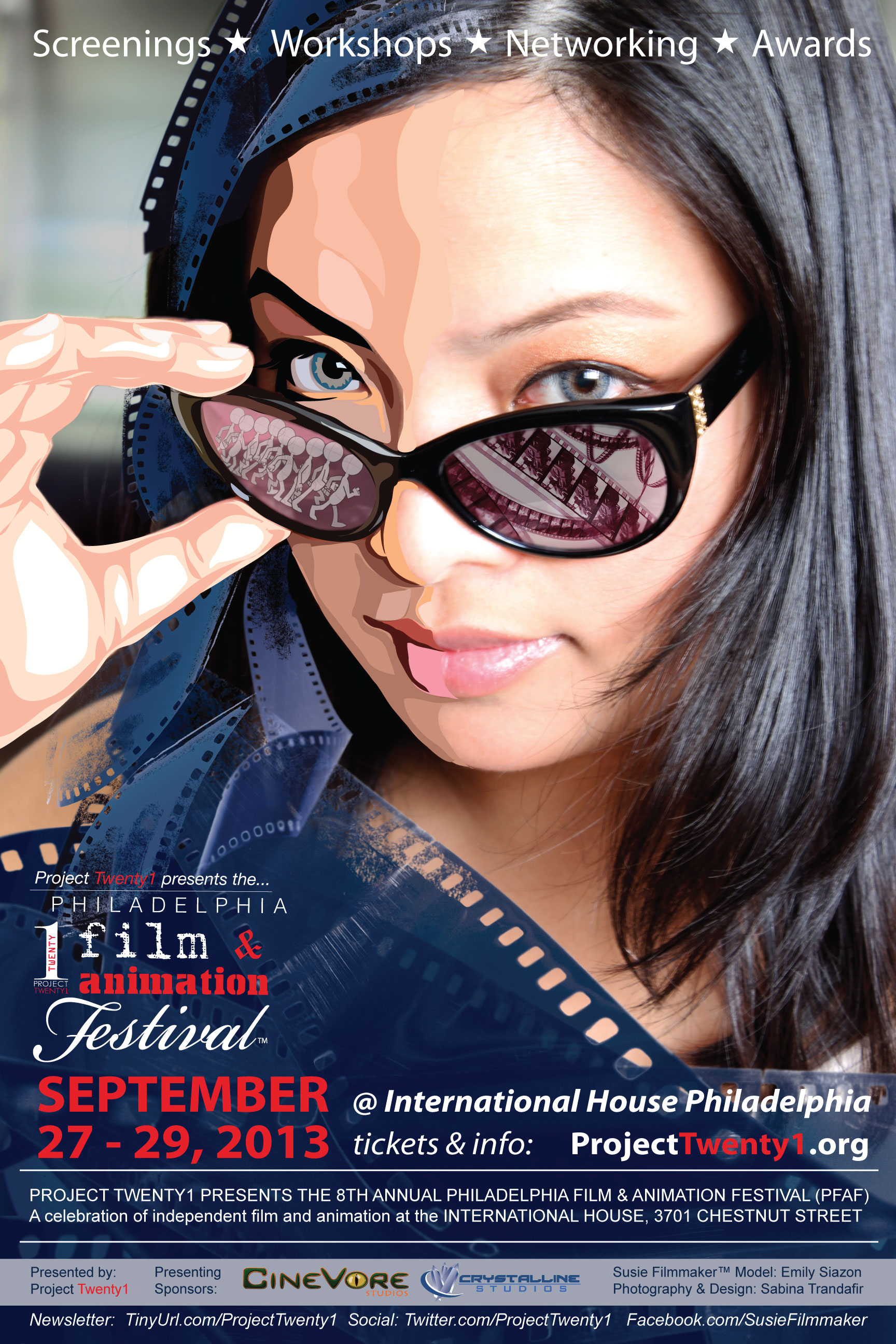 8th ANNUAL PHILADELPHIA FILM & ANIMATION FESTIVAL