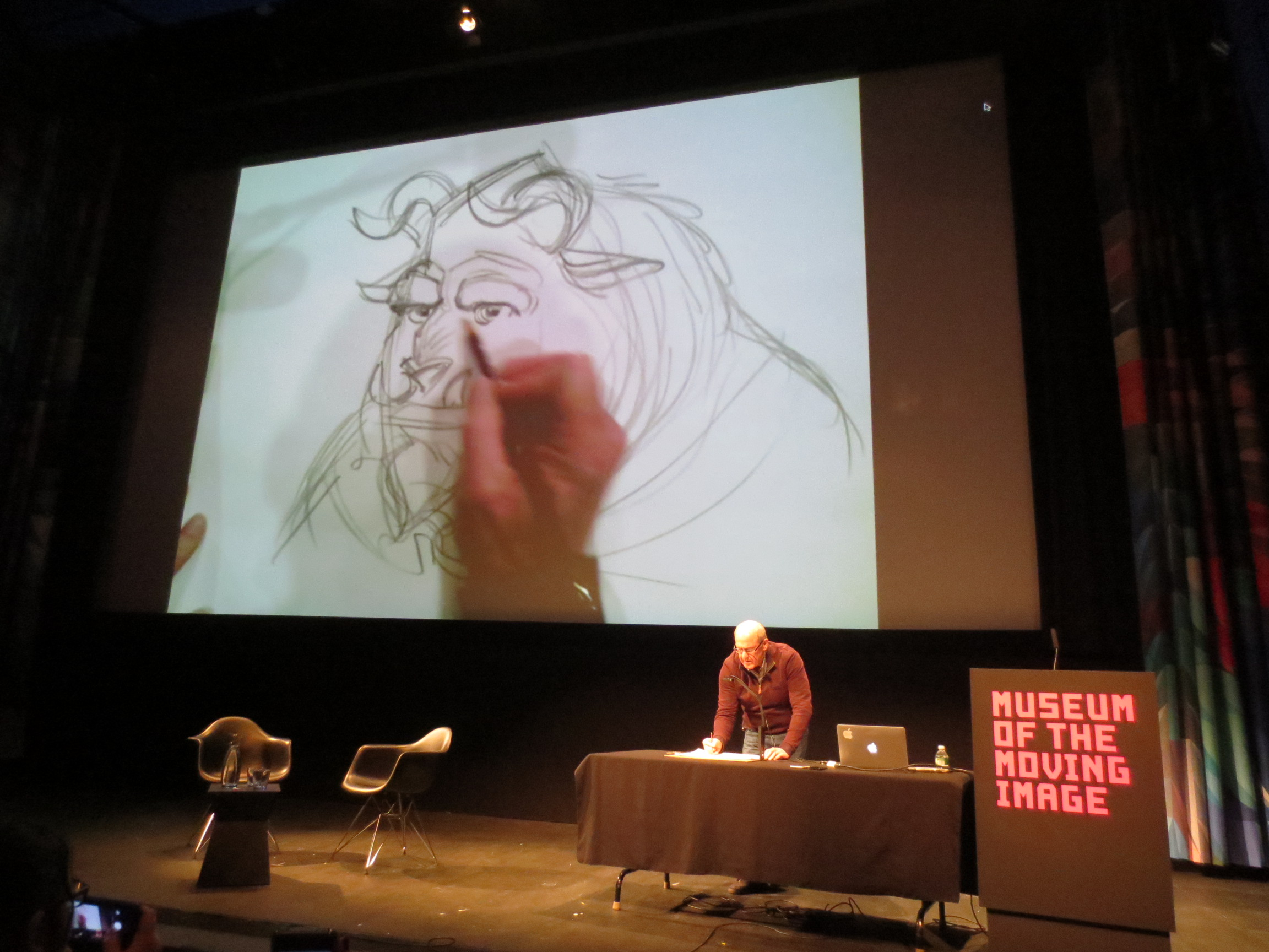 MOMI Presents An Evening with Glen Keane
