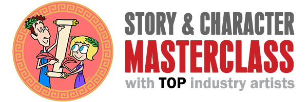 Story & Character Masterclass in New York City