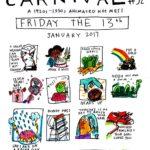 Cartoon Carnival 52: Friday the 13th