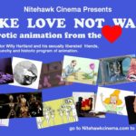Make Love Not War! Erotic Animation From the Heart